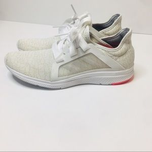 Adidas White Edge Lux Bounce